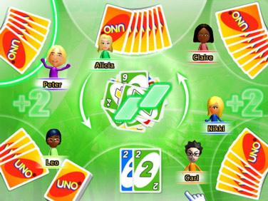 Uno - WiiWare