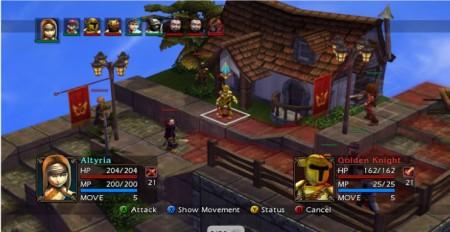 Vandal Hearts: Flames of Judgment – Xbox Live Arcade