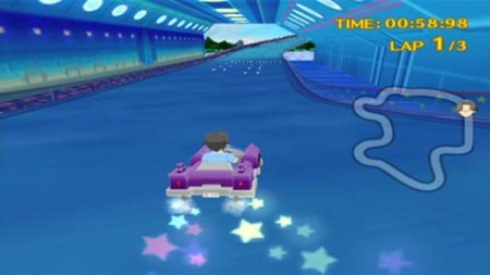 Family Go-Kart Racing - WiiWare