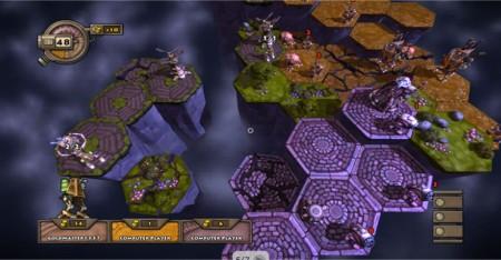 Greed Corp – Xbox Live Arcade