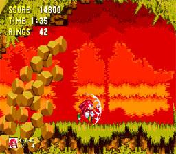 Sonic & Knuckles – Sega Genesis