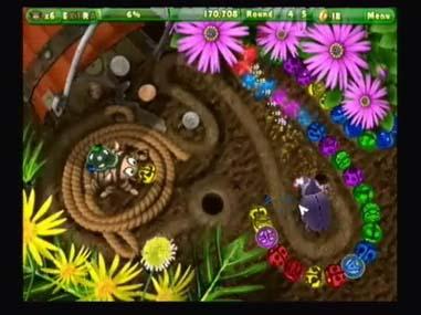Tumblebugs 2 - WiiWare