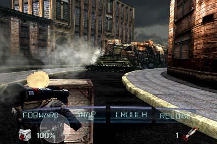 WarMen Tactics - WiiWare