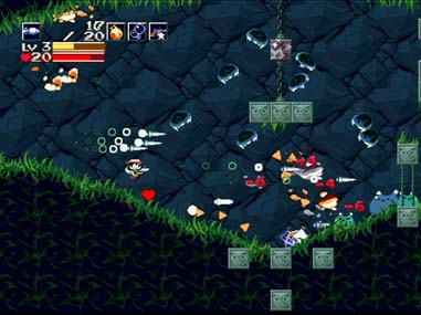 Cave Story - WiiWare