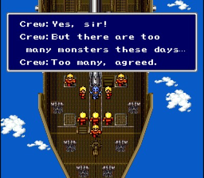 Final Fantasy II - SNES