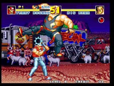Fatal Fury Special - NeoGeo