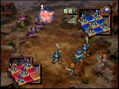 Ogre Battle 64 – Nintendo 64