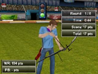Triple Shot Sports - WiiWare