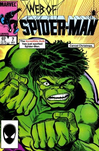 Web of Spiderman #7