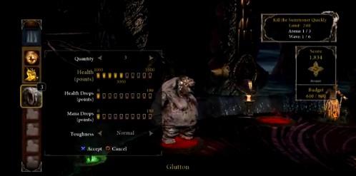 Dante's Inferno Level Editor