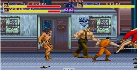 Final Fight – Xbox Live Arcade