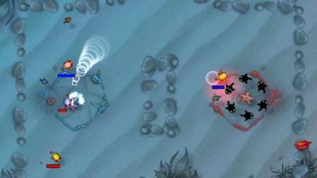 Fishie Fishie - WiiWare
