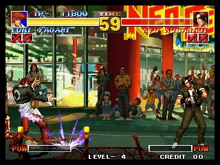 King of Fighters 95 – NeoGeo