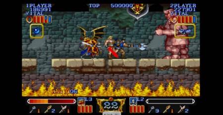 Magic Sword – Xbox Live Arcade