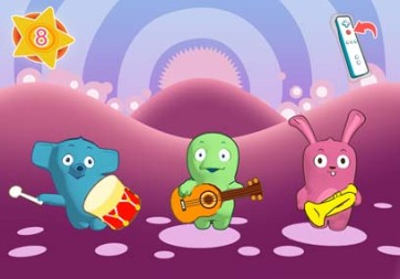 PooYoos Episode 2 - WiiWare