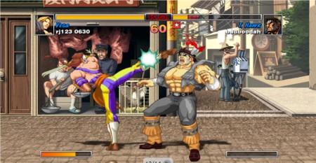 Super Street Fighter 2 Turbo HD