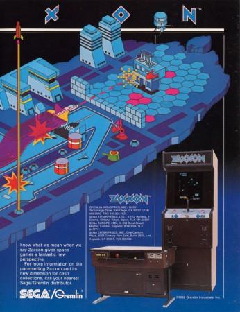 Zaxxon – Arcade
