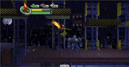 Ben 10: Rise of Hex – Xbox Live Arcade