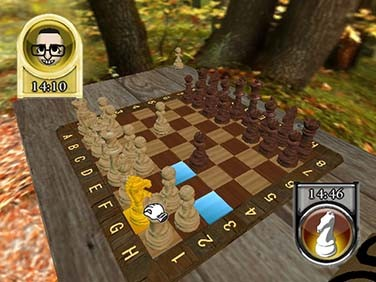 Chess Challenge! - WiiWare