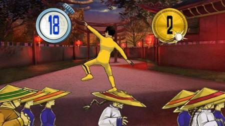 Kung Fu Funk - WiiWare