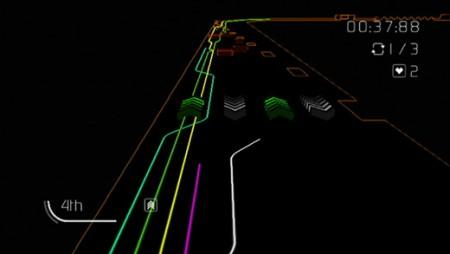 Art Style: Light Trax - WiiWare