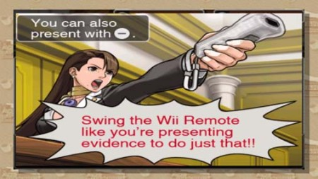 Phoenix Wright Ace Attorney: Trials and Tribulations - WiiWare