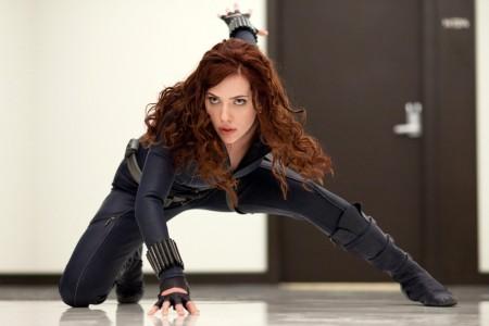 Scarlet - Iron Man 2