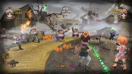 Zombie Panic in Wonderland - WiiWare