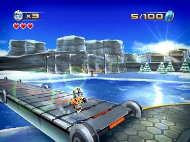 Jett Rocket - WiiWare