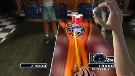 Pong Toss Pro - WiiWare
