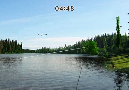 Reel Fishing Challenge II - WiiWare