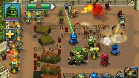 Robocalypse - WiiWare