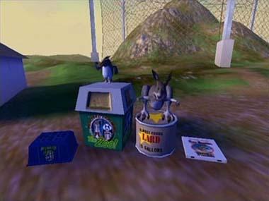 Zoo Disc Golf - WiiWare