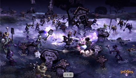 Death Spank – Xbox Live Arcade
