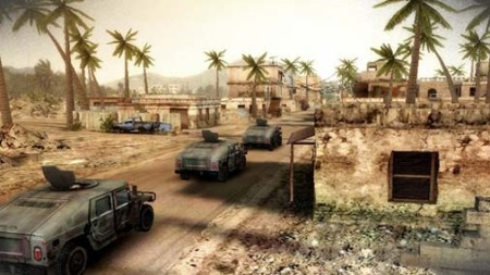Heavy Fire: Special Operations - WiiWare