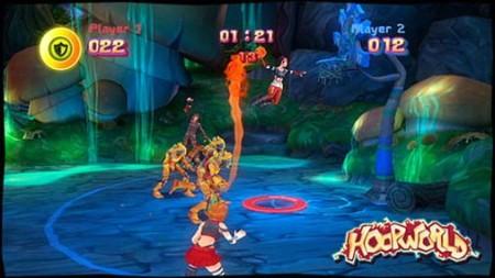 Hoop World - WiiWare