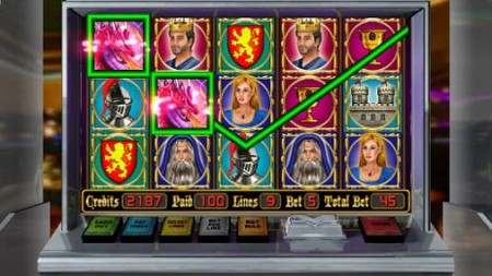 Fantasy Slots: Adventure Slots and Games - WiiWare