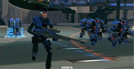 Monday Night Combat – Xbox Live Arcade