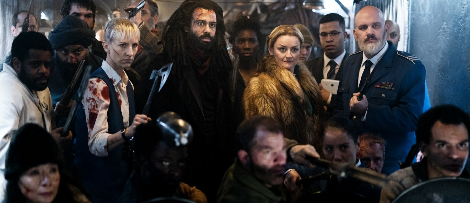 Brent Reviews Snowpiercer Season 1 On Blu-ray