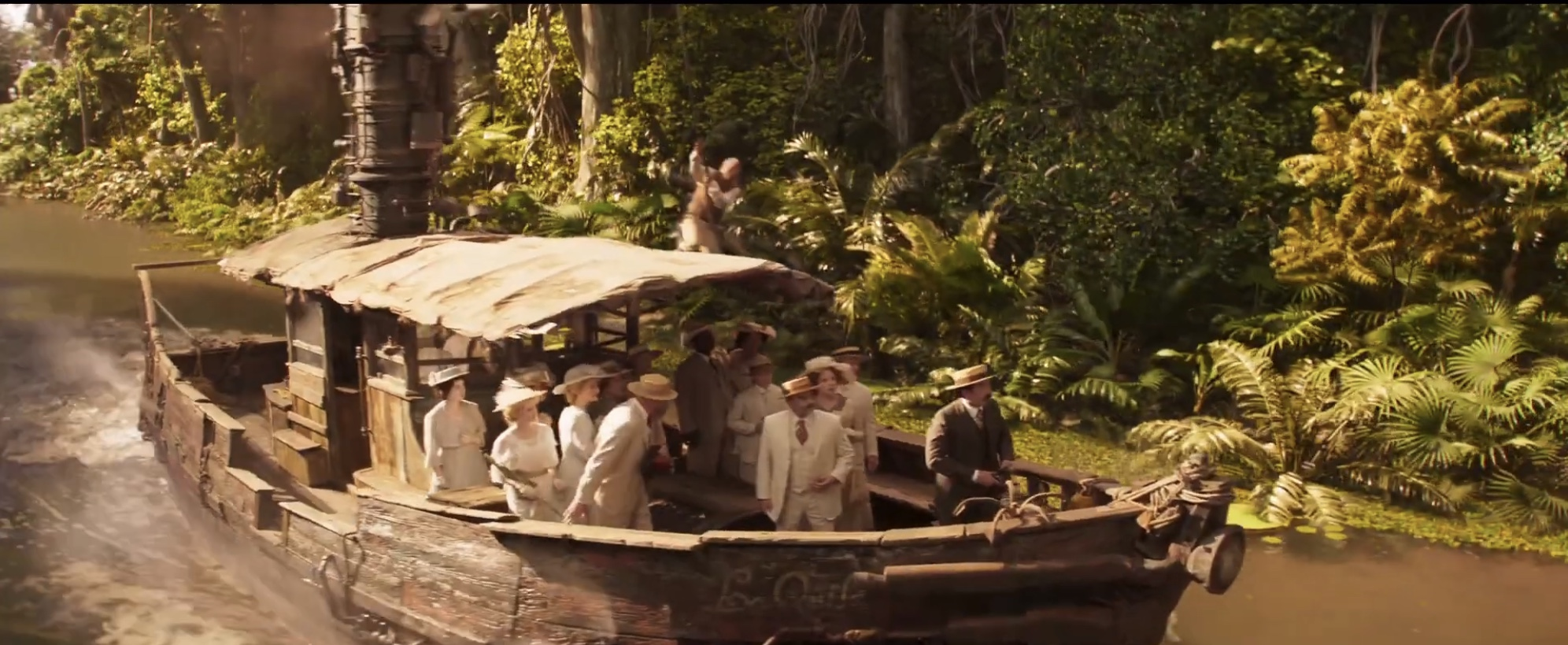 Brent Reviews Disney's Jungle Cruise